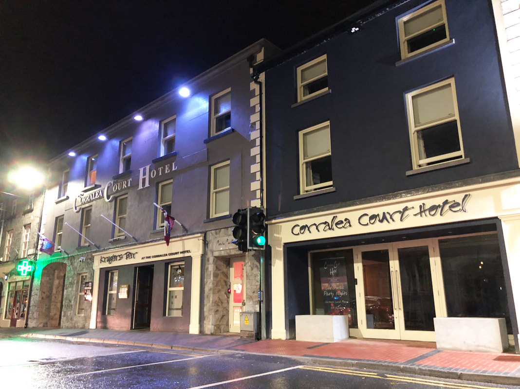 Commercial Hotel Design, Tuam, Co. Galway - OHCE.ie